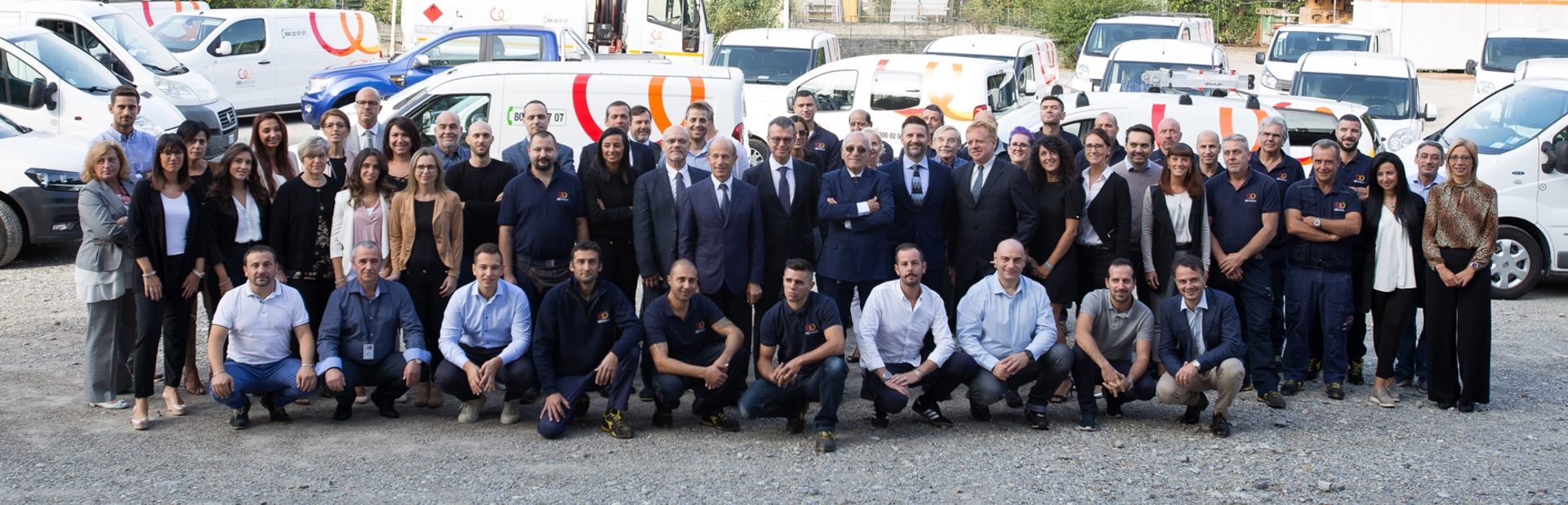 Il team di CEI GROUP: professionalità ed efficienza | CEI GROUP | ceigroup.it