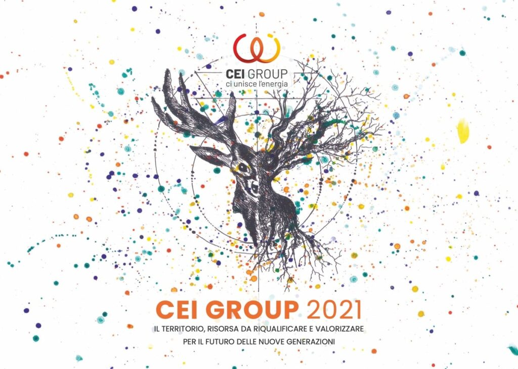 Calendario CEI GROUP 2021 | Valorizzazione del territorio per il futuro delle nuove generazioni | ceigroup.it