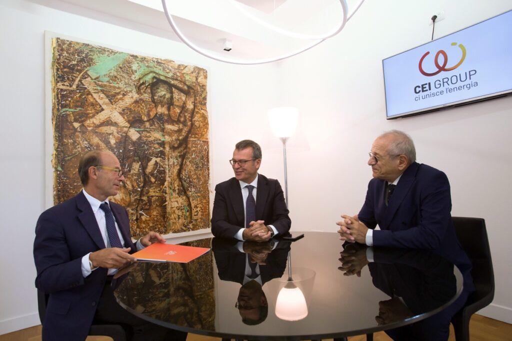 Storia di CEI GROUP: fusione di CEI Ferraris Energia e Del Bo | CEI GROUP | ceigroup.it